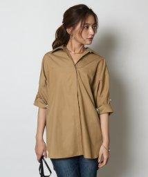 SCOTCLUB/SCOTCLUB(スコットクラブ) ロールアップビッグシャツ/502498994