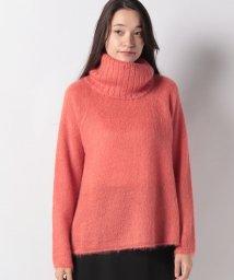 BENETTON (women)/モヘア混ハイネックニット・セーター/502503378