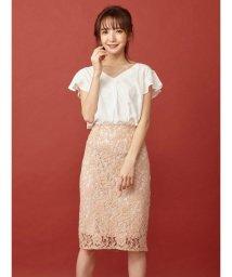 MIIA/レースタイトスカート/502506931