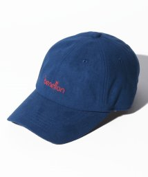 BENETTON (women)/ベネトンロゴフェイクスエードキャップ・帽子/502514779