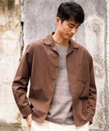 a.v.v (MEN)/オープンカラーシャツ/502489132