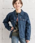 LEVI'S LADY/【KIDS】TRUCKER JACKET TWO TONE/502519456