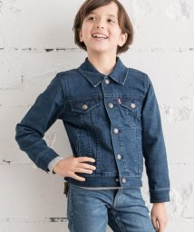 LEVI'S LADY/【KIDS】TRUCKER JACKET TWO TONE/502519457