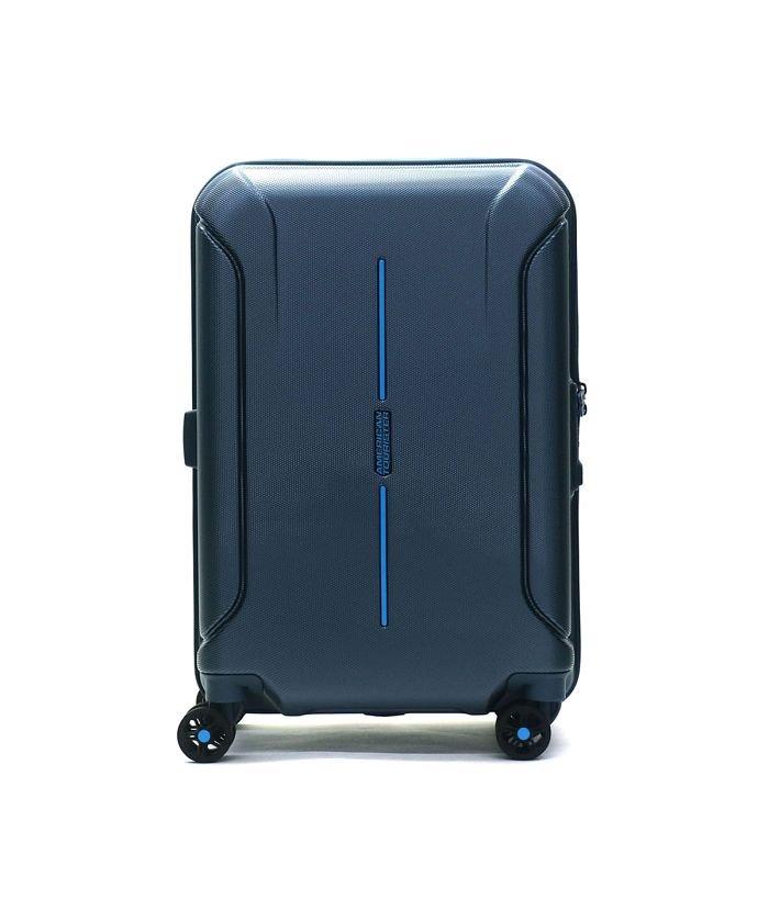 ギャレリア サムソナイト アメリカンツーリスター スーツケース AMERICAN TOURISTER 機内持ち込み スピナー55 36L 37G−004 ユニセックス ブルー F 【GALLERIA】