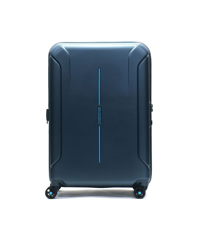 ギャレリア サムソナイト アメリカンツーリスター スーツケース AMERICAN TOURISTER スピナー68 73L 84.5L 37G−002 ユニセックス ブルー F 【GALLERIA】