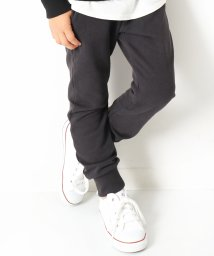devirock/スウェット裾リブパンツ/502525325