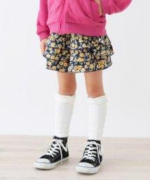 3can4on(Kids)/【90-140cm】アソートフリルキュロットパンツ/502525670