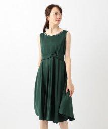 Feroux/【洗える!】バックシャンリボン ドレス/502525768