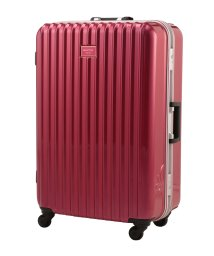 BENETTON (women)/【L】静走ラインキャリーケース・スーツケース容量約80L 静音/500341415