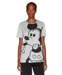 BENETTON (women)/【Disney(ディズニー)コラボ】ミッキーマウス半袖Tシャツ・カットソー/502503387