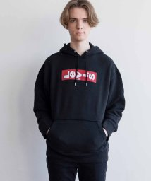 LEVI'S MEN/RELAXED GRAPHIC HOODIE OVERSIZED BOXTAB/502505377