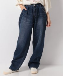 X-girl/WIDE TAPERED PANTS/502516398
