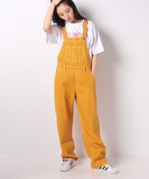 X-girl/WIDE TAPERED OVERALL/502516399