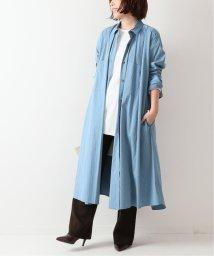 Spick & Span/【TICCA】 フレアロングシャツワンピース◆/502526532
