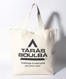 TARAS BOULBA/タラスブルバ/コットントートバッグ ビッグロゴ/502526684