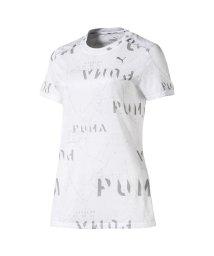 PUMA/プーマ/レディス/LAST LAP グラフィック SS Tシャツ/502526878