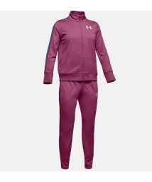 UNDER ARMOUR/アンダーアーマー/キッズ/19F UA KNIT TRACK SUIT/502527045