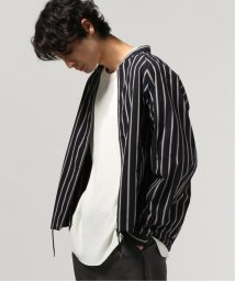 JOURNAL STANDARD/タイプライターストライプMA-1シャツジャケット/502527598