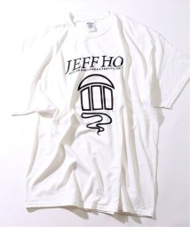 JOURNAL STANDARD relume Men's/Jeff Ho / ジェフ・ホー FRONT PRINT Tシャツ/502527756