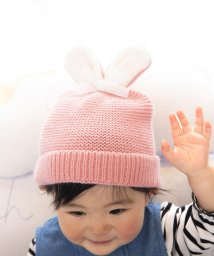 e-baby/アニマルニットキャップ/502487862