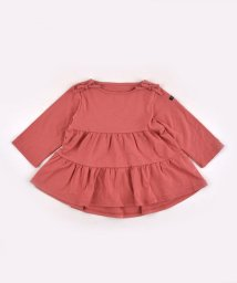 SLAP SLIP/ティアード7分袖Tシャツ/502517370