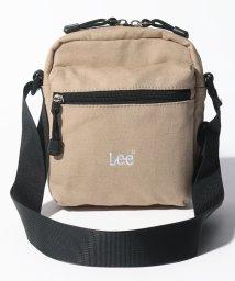 JNSJNL/【LEE】キャンバスミニショルダー/502518364