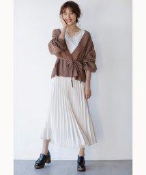 INGNI/サテンプリーツ/スカート              /502520697
