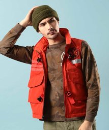 AVIREX/【smart 10月号掲載】コンバット ベスト/COMBAT VEST【Avirex Military Camp】/502528010