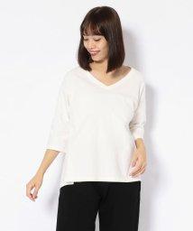 BEAVER/MANASTASH/マナスタッシュ WOMENS V-NECK FKARE VネックTシャツ/502528046