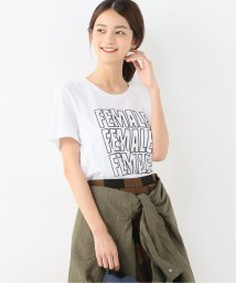 Spick & Span/【SECOND FEMALE】 フロッキーTシャツ/502528753