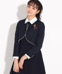 PINK-latte/【卒服】ボレロジャケット/502528879