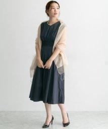 URBAN RESEARCH ROSSO/【予約】ウエストスモッキングドレス/502529104