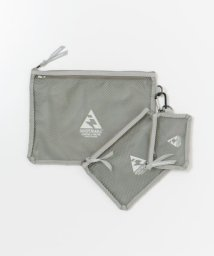 SENSE OF PLACE by URBAN RESEARCH/IDP 3in1 MESH POUCH/502529152