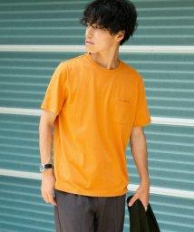 ITEMS URBANRESEARCH/オーガニックコットンポケットTシャツ/502529219