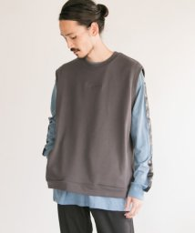 URBAN RESEARCH/Kappa×URBAN RESEARCH iD 別注 sweat vest/502529491