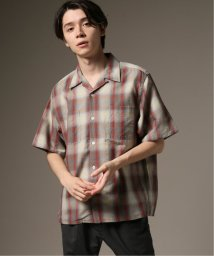JOURNAL STANDARD relume Men's/PENDLETON×relume 別注  S/S BORD オープンカラーシャツ/502529666