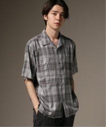 JOURNAL STANDARD relume Men's/PENDLETON×relume 別注  S/S BORD オープンカラーシャツ/502529667