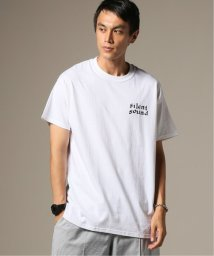 JOURNAL STANDARD relume Men's/SILENT SOUND / サイレントサウンド  S/S ロゴTシャツ/502529675