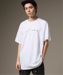 JOURNAL STANDARD relume Men's/KNOW WAVE/ノウウェーブ  SPELL IT? Tシャツ/502529679