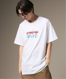 JOURNAL STANDARD relume Men's/KNOW WAVE/ノウウェーブ  Classic Wavelength Tシャツ/502529680