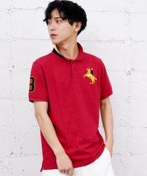 GIORDANOM/[GIORDANO]ナポレオン刺繍ポロシャツ/502372730