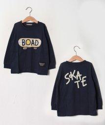 nico hrat/スケボーロングTシャツ/502520219