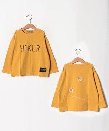 nico hrat/ドッグロングTシャツ/502520221