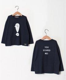 nico hrat/おばけロングTシャツ/502520222