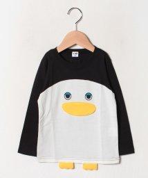 CHEEK ROOM/ペンギンロングTシャツ/502520236