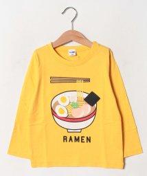 CHEEK ROOM/ラーメンロングTシャツ/502520241