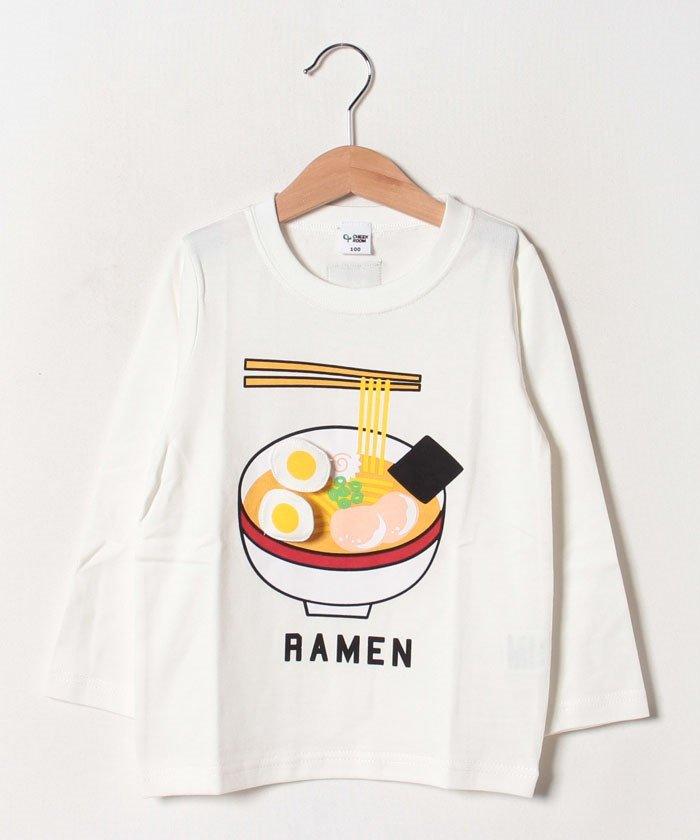 ラーメンロングTシャツ
