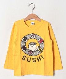 CHEEK ROOM/回転すしロングTシャツ/502520242