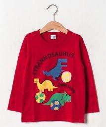 CHEEK ROOM/たまごロングTシャツ/502520247