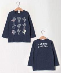 JEANS‐b2nd/CACTUSロングTシャツ/502520290